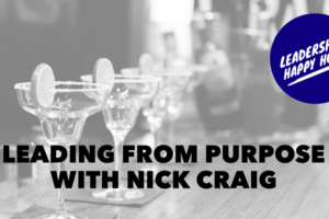 Leadership Happy Hour Podcast